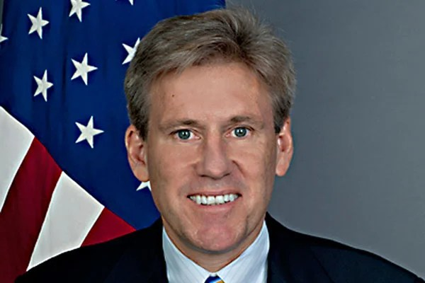 U.S. Ambassador to Libya Christopher Stevens. Four Americans, including Stevens, were murdered in Benghazi. (Photo: Newscom)