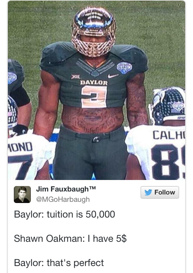 Image result for Baylor rape memes
