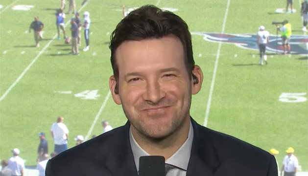 Image result for tony romo images broadcasting