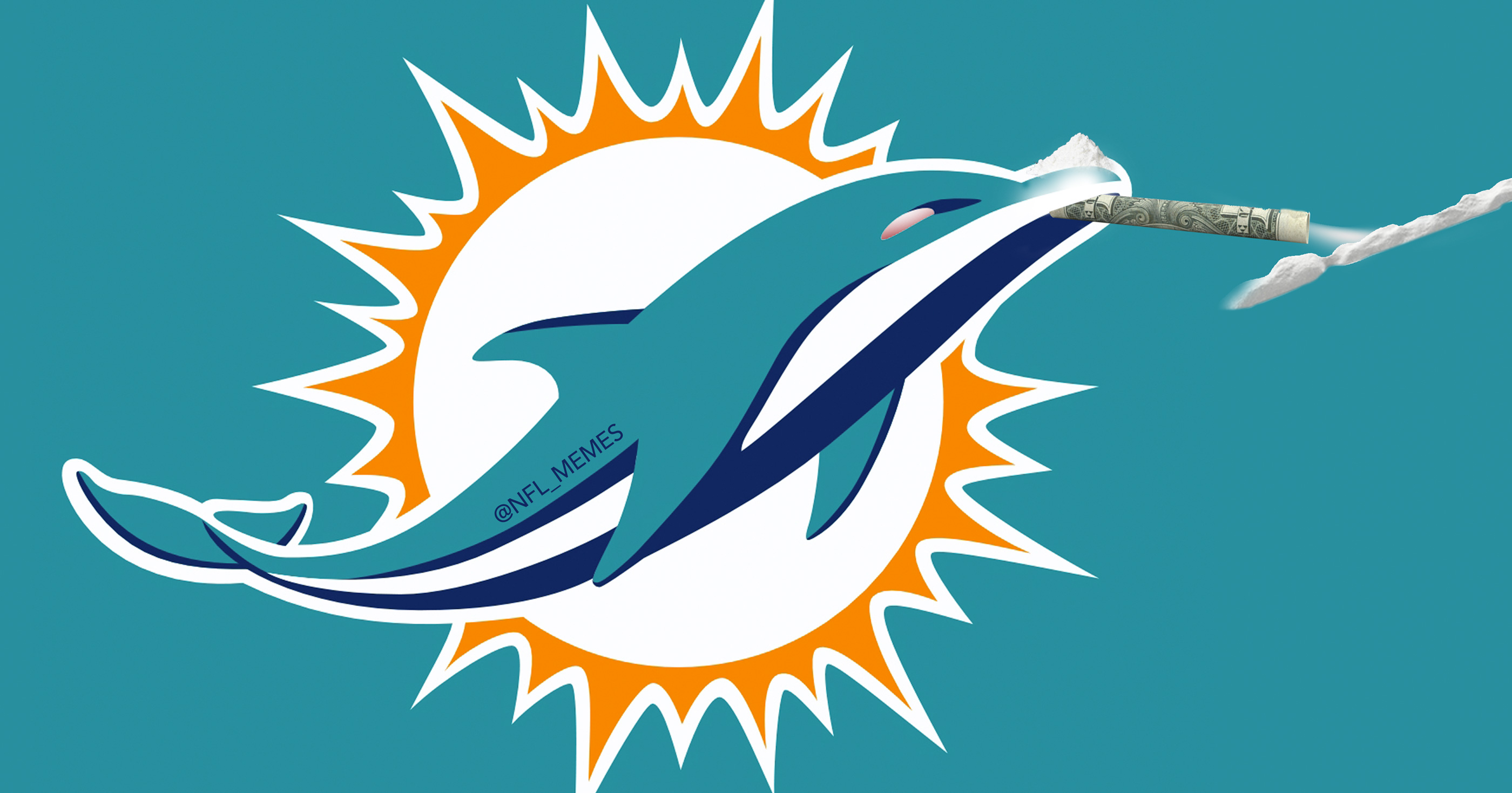 Breaking Miami Dolphins Unveil New Logo