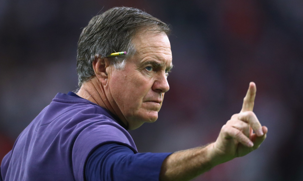 Image result for bill belichick