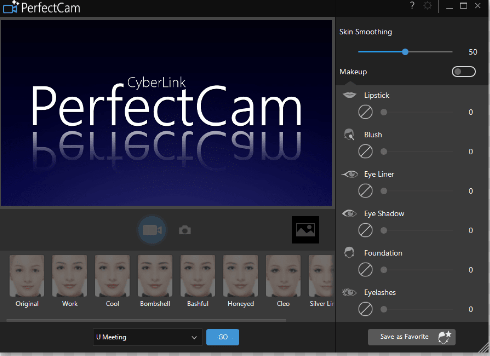 CyberLink PerfectCam Premium windows