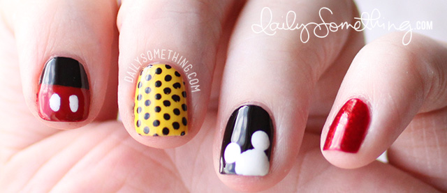 Pin It Nail Art