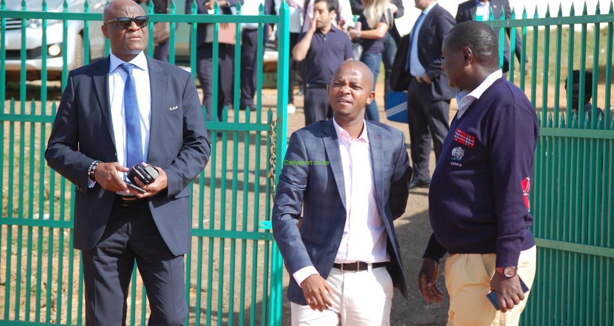 nick mwendwa, Omari Seleman, Kipchoge Stadium, Chan, Confederation of Africa Football,
