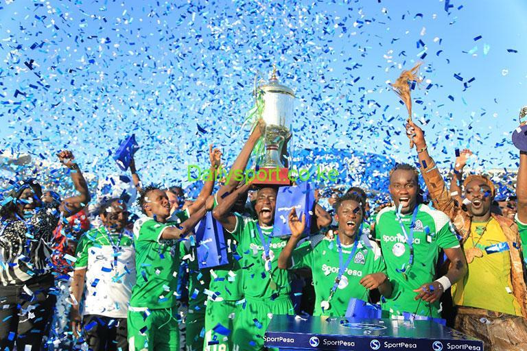 Sportpesa Super Cup, Mutwiri mutota, Everton fC,