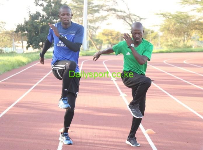 Photo of Referees have increased in four years: Kirwa