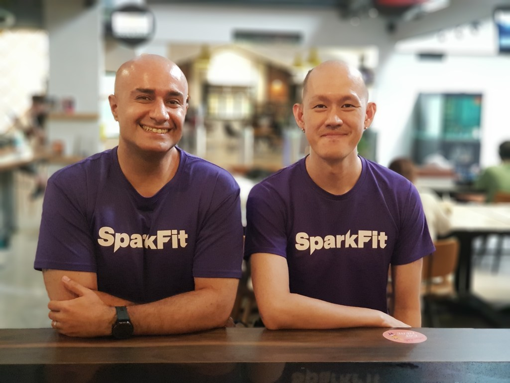 SparkFit Founders
