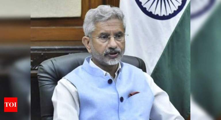 As 40 countries step up, Jaishankar dials envoys to amp up efforts to procure India's medical needs | India News