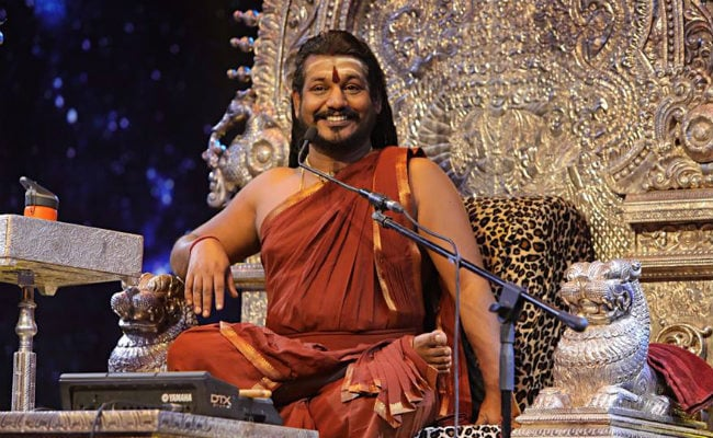 Nithyananda Bans Travellers From India To 'Kailasa', Cites COVID-19 Surge