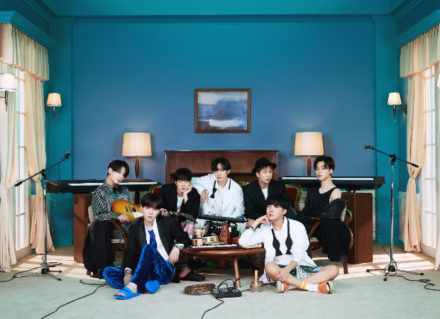 BTS to release new single 'Butter' on May 21, 2021 : Bollywood News