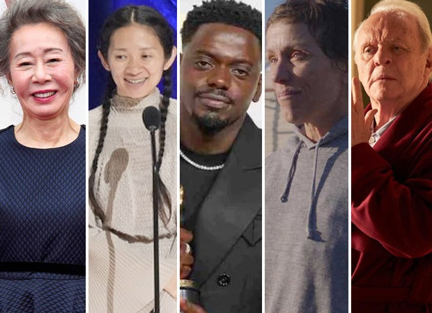 Oscars 2021: Youn Yuh Jung, Chloé Zhao make history; Daniel Kaluuya, Frances McDormand, Anthony Hopkins win big : Bollywood News