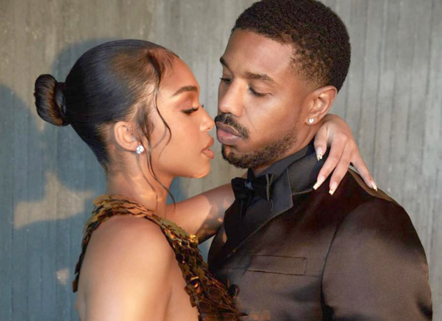 At Without Remorse premiere, Michael B. Jordan keeps it sharp in Prada suit, Lori Harvey stuns in sequin backless gown : Bollywood News