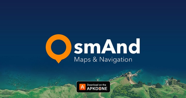 OsmAnd+ MOD APK 4.0.1 Download (Unlocked) free for Android