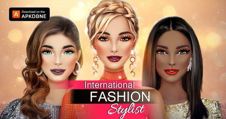 International Fashion Stylist MOD APK 5.5 Download (Unlimited Money) for Android