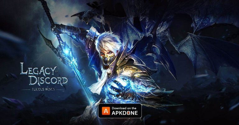 Legacy of Discord – FuriousWings APK 2.5.5 Download free for Android
