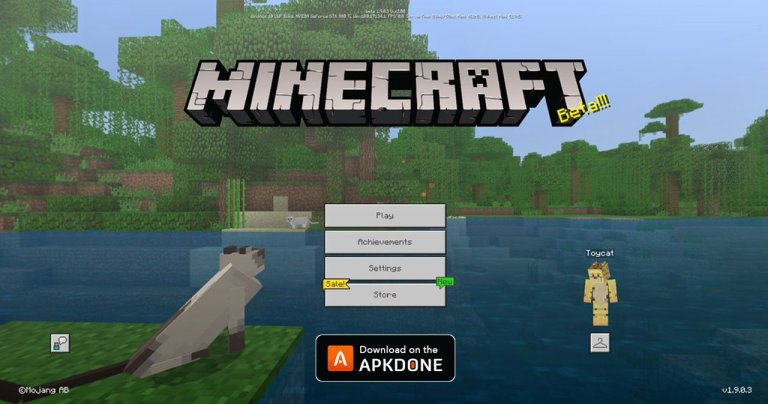 Minecraft Trial MOD APK 1.17.11.01 Download (Full version) free for Android