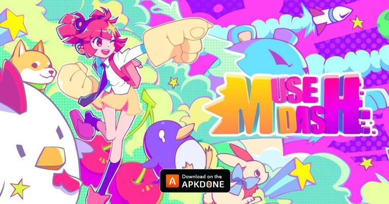 Muse Dash MOD APK 1.4.7 Download (Paid for free) for Android