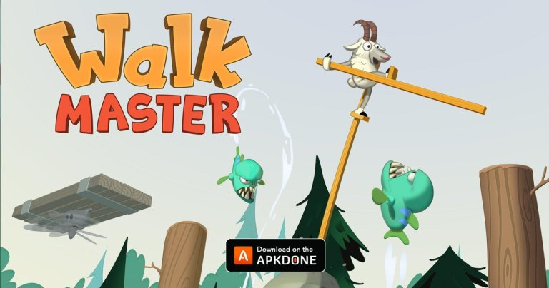 Walk Master MOD APK 1.41 Download (Unlimited Money) for Android