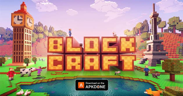 Block Craft 3D MOD APK 2.13.24 (Unlimited Money) Download for Android
