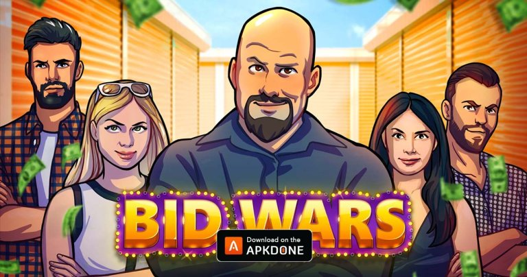 Bid Wars MOD APK 2.44 Download (Unlimited Money) for Android