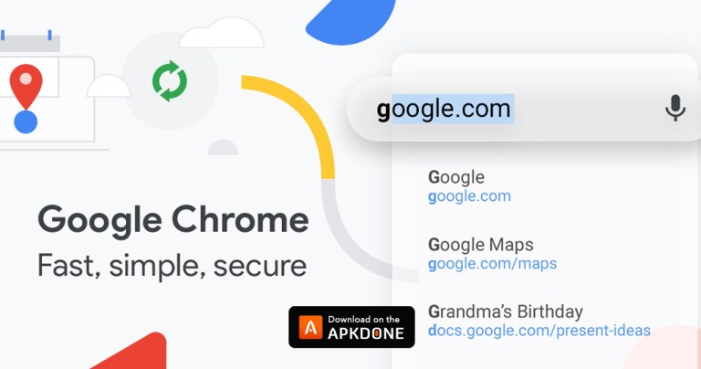 Google Chrome APK 92.0.4515.166 Download free for Android