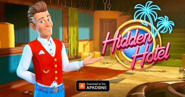 Hidden Hotel MOD APK 1.1.68 Download (Unlimited Money) for Android