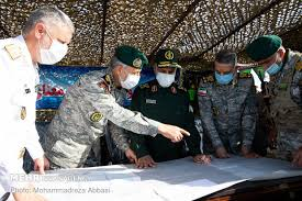 ایران کا ذوالفقار 99 نامی فوجی مشقوں کا آغاز