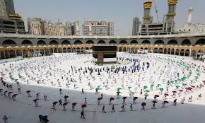 سعودی عرب میں عمرے کے دوسرے مرحلے کا آغاز ہوگیا