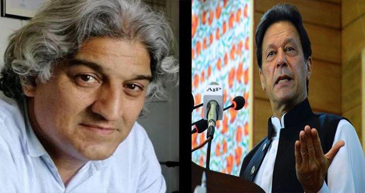 مطیع اللہ جان کے اغوا میں ہماری حکومت ملوث نہیں ، وزیراعظم عمران خان