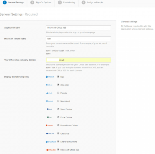 Configure Okta SSO with Active Directory and Office 365 Integration