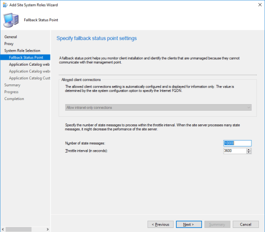 Installing and Configuring SCCM 2016 - Stage 4 Setting up Site
