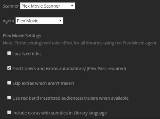 Installing and Configuring a Plex Media Server on Windows