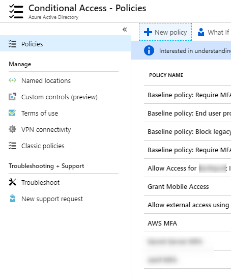 Configuring Azure Active Directory as an Identity Source for