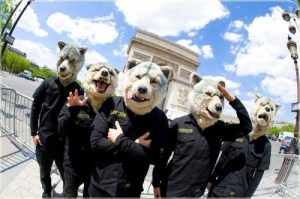 MAN WITH A MISSION GRANTZ