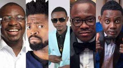 Nigerian comedians