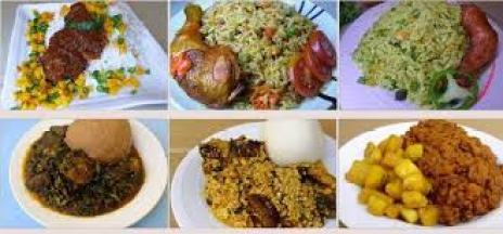 The Most Consumed Food In Nigeria