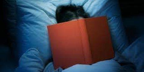 Why You Feel Sleepy Immediately You Start Reading A Book