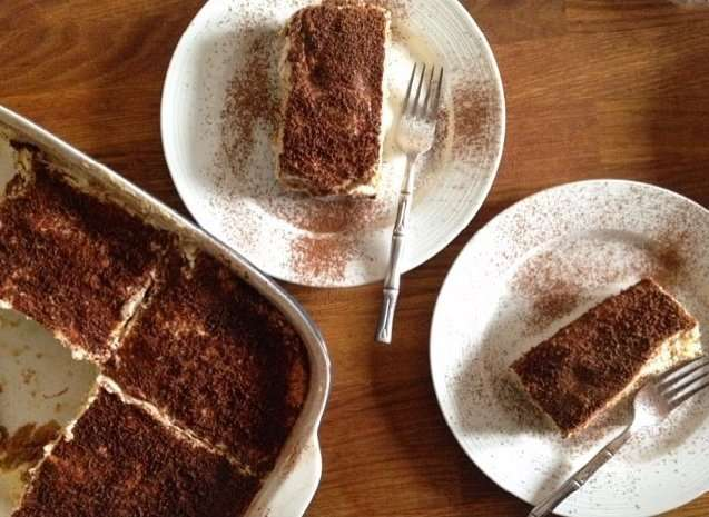Classic Tiramisu + Video Recipe