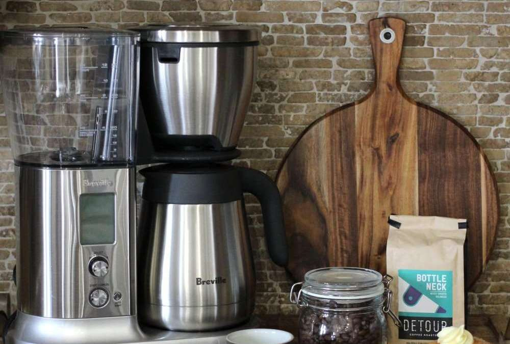 Coffee Lovers Unite with a Breville Precision Brewer!