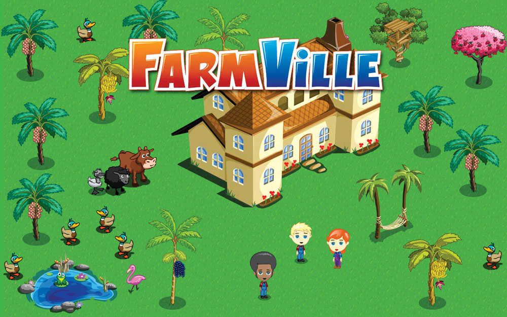 Farmville Computer Game