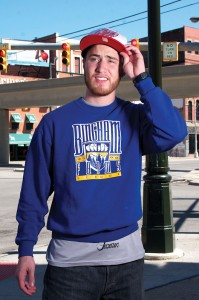 Mike Posner — Duke University student by day, major-label hip-hop singer by night — is performing at Phi Psi 500 tonight.