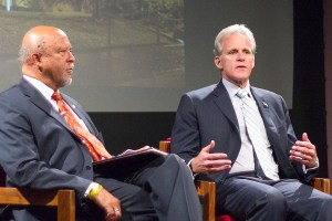 Foreign relations · Ambassador Michael Oren emphasized the importance of Israel to the U.S. to students in the Annenberg Auditorium.  - Joseph Chen | Daily Trojan