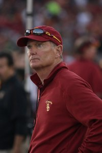 Winning tradition · The Hall of Champions in Heritage Hall will be named after Pat Haden. Renovation on the hall began last year.  - Sean Roth | Daily Trojan