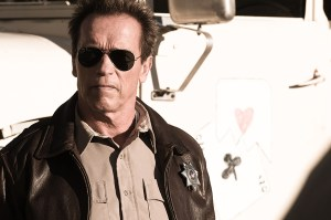 The Governator · Arnold Schwarzenegger is back — in his first starring role in a decade as a sheriff of a small town in The Last Stand. - Courtesy of Warner Bros.