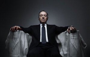 Online only · Kevin Spacey stars as Congressman Francis Underwood in the new series House of Cards, Netflix's first foray into original content. - Courtesy of Media Rights Capital