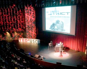 Inspired ideas · TEDxTrousdale, previously held in 2010 in Bovard Auditorium, will be held Thursday, April 25 in Ronald Tutor Campus Center Ballroom A. It is the first year that the event is entirely student run. - Daily Trojan File Photo