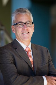 Remembrance · Thomas McAfee was poised to begin his new role as CEO of Keck Medicine of USC Medical Foundation on Sept. 3. - Photo courtesy of Nick Abadilla