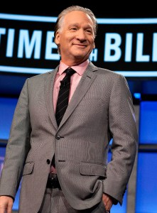 Keeping it real · Despite having some controversial views, political comedian and talk show host Bill Maher has enjoyed sustained success. - Courtesy of billmaher.com