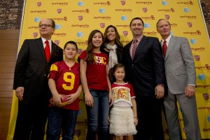 All in the family · With deep ties to USC and the Trojan football program, new head coach Steve Sarkisian returns as USC's head coach. Sarkisian was one of five finalists interviewed by Athletic Director Pat Haden. - Ralf Cheung | Daily Trojan