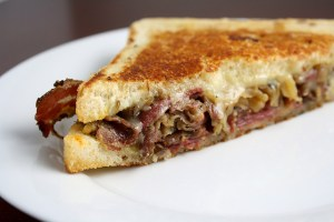Pastrami melt from The Grilled Cheese Truck. – Photo courtesy of Flickr